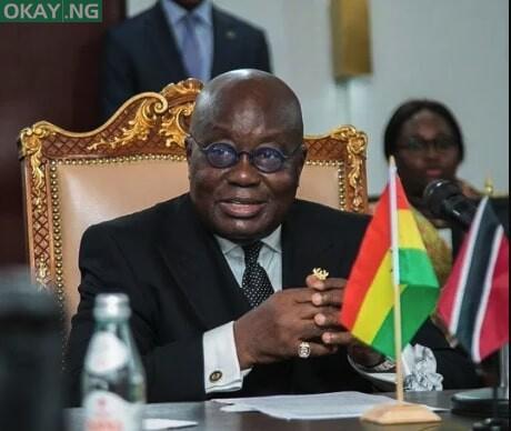 President of Ghana, Nana Akufo-Addo