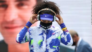 Photo of Naomi Osaka withdraws from 2020 French Open