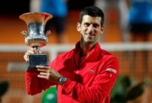 Photo of Italian Open: Djokovic beats Schwartzman to win fifth title