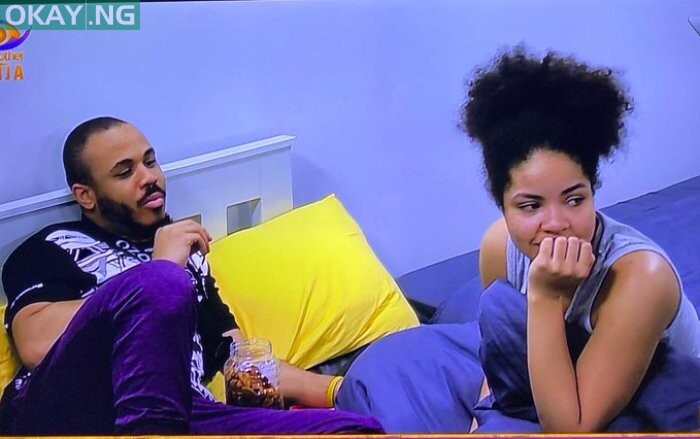 Photo of BBNaija 2020: I want you to leave me alone, Nengi tells Ozo