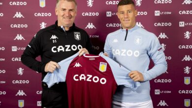 Photo of Aston Villa sign Ross Barkley on loan from Chelsea