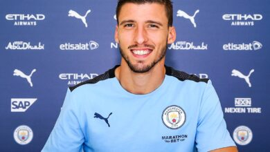 Photo of Manchester City announce signing of Ruben Dias from Benfica