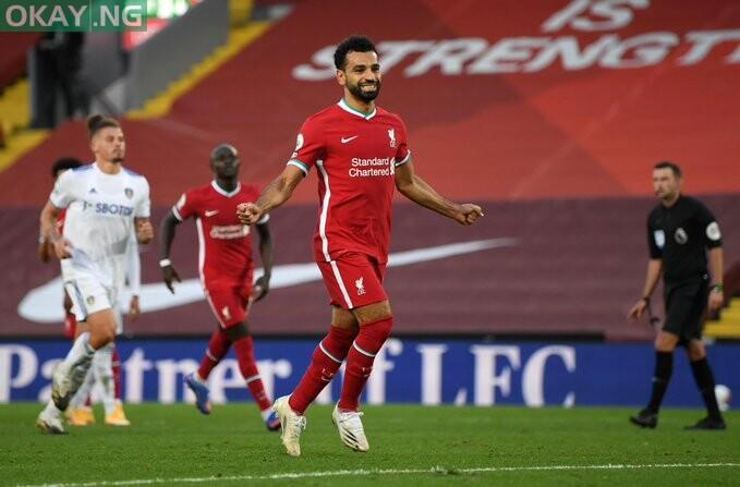 Photo of Premier League: Salah nets hat-trick as Liverpool beat Leeds 4-3