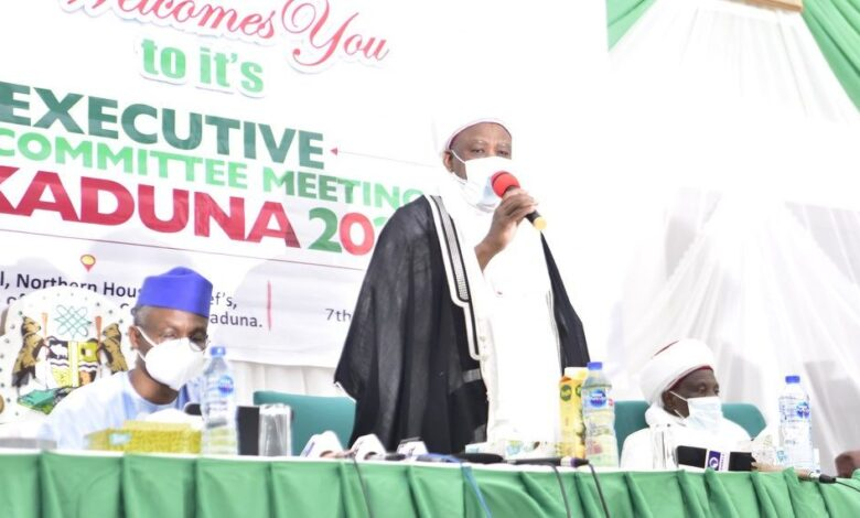Photo of Killings in Southern Kaduna is madness, says Sultan
