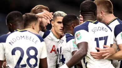 Photo of League Cup: Tottenham beat Chelsea 5-4 on penalties