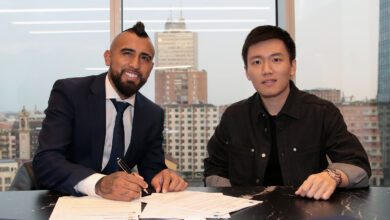 Photo of Vidal joins Inter Milan from Barcelona