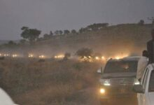 Photo of Boko Haram terrorists attack Zulum's convoy again