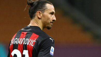 Photo of Zlatan Ibrahimovic tests positive for coronavirus