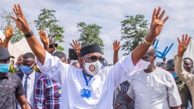 Photo of APC's Akeredolu declared winner of Ondo governorship election