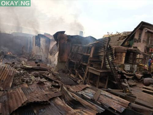 Photo of Five persons confirmed dead in Lagos gas explosion – LASEMA