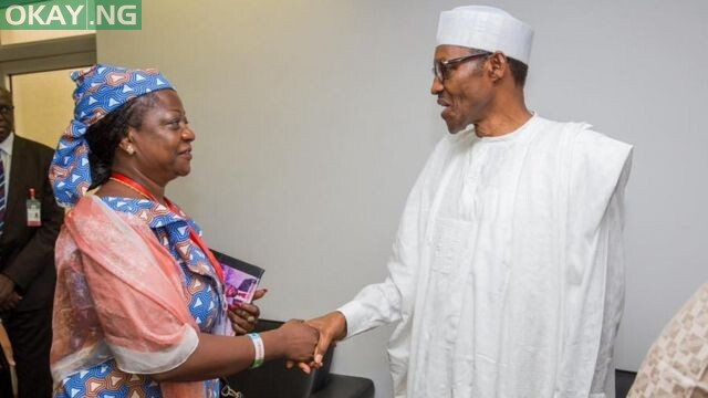 Photo of Buhari nominates his aide Lauretta Onochie, three others as INEC commissioners