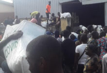 Photo of Lagos govt condemns looting of Ca-COVID palliatives at warehouse