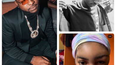 Photo of Davido terminates Lil Frosh's contract with DMW over assault allegations