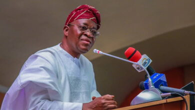 Photo of Oyetola imposes another 24-hour curfew in Osun