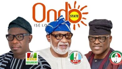 Photo of Ondo 2020: Governorship election results — LIVE UPDATES