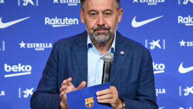 Photo of Bartomeu announces resignation as Barcelona president
