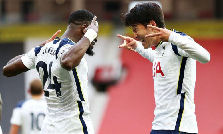 Photo of Premier League: Tottenham hit 10-man Manchester United for six on Mourinho's return