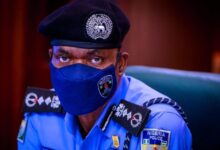 Photo of IG of Police asks officers to protect themselves against assaults