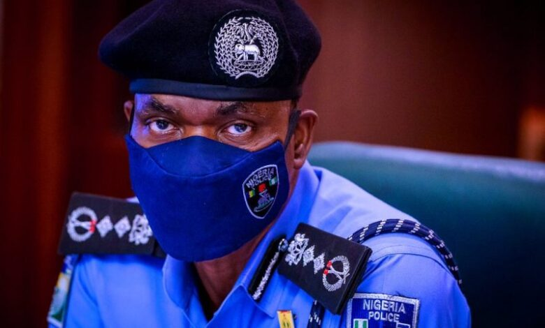 Photo of IG of Police directs AIGs, CPs to end unrest nationwide
