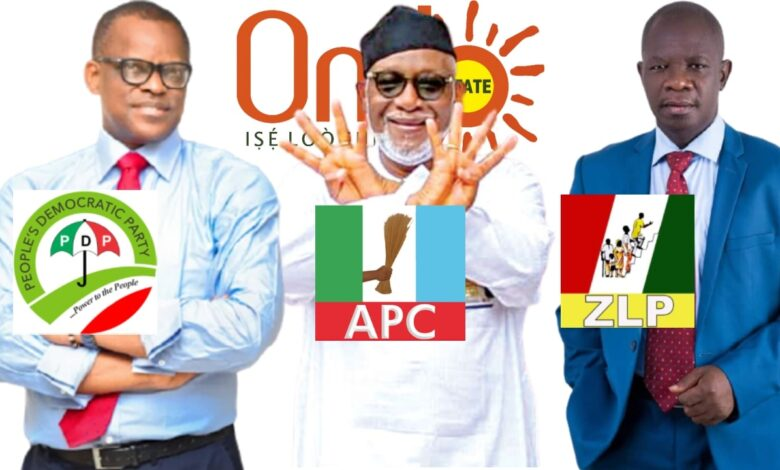 Photo of Ondo 2020: Final results announced by INEC (LIVE)