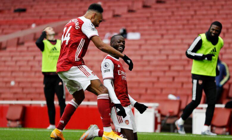 Photo of Premier League: Saka, Pepe score as Arsenal beat Sheffield 2-1