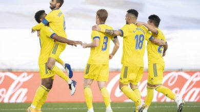 Photo of La Liga: Real Madrid lose to Cadiz 1-0
