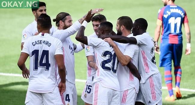 Photo of La Liga: Real Madrid gain momentum after Levante victory