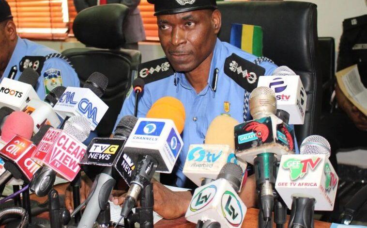 Inspector-General of Police, Adamu Mohammed