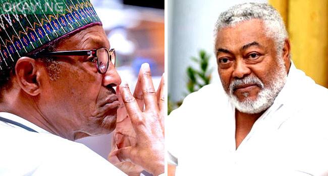 Buhari and Rawlings