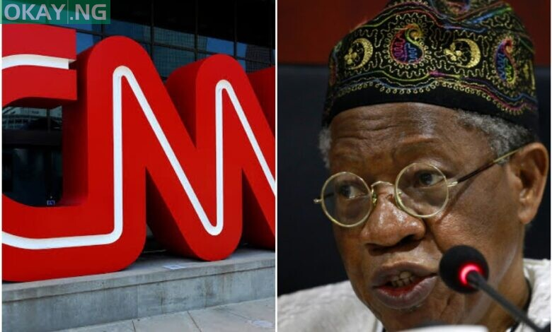 CNN and Lai Mohammed