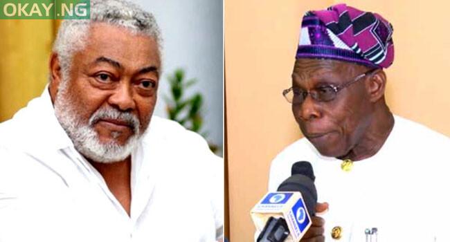 Obasanjo and Rawlings