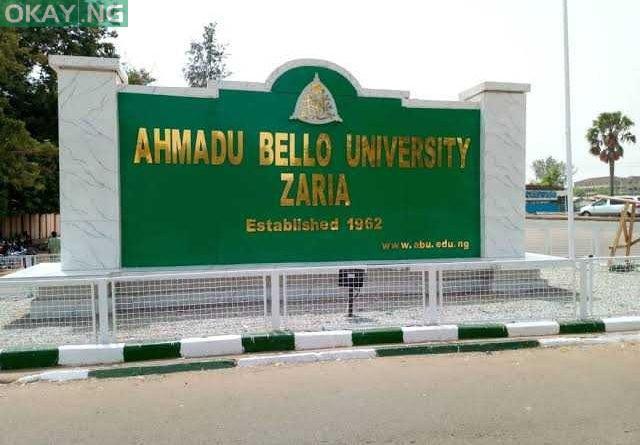 Ahmadu Bello University (ABU)