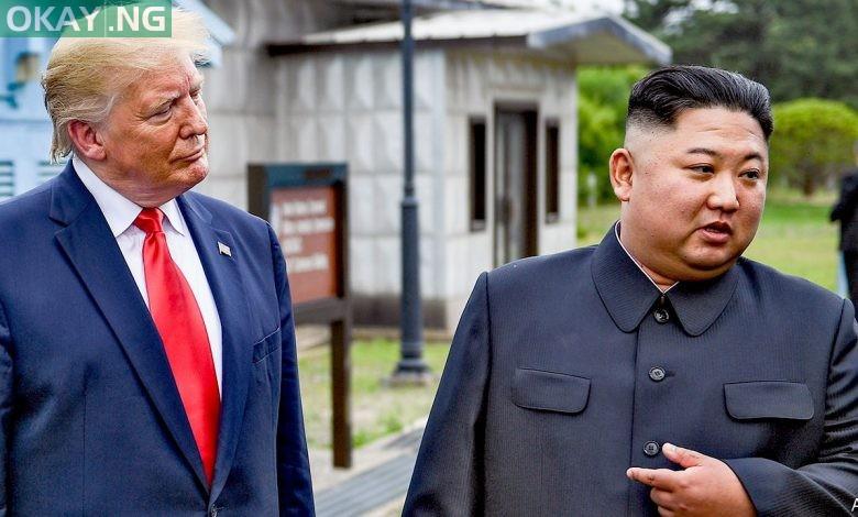 Donald Trump and Kim Jong Un - AFP