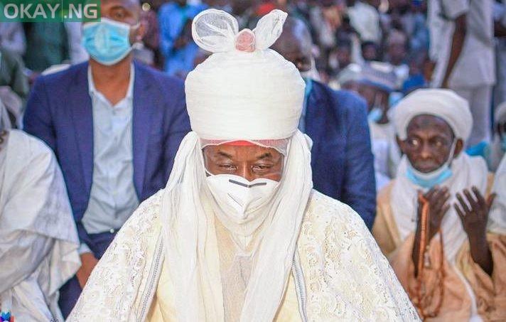 Former Emir of Kano, Muhammadu Sanusi