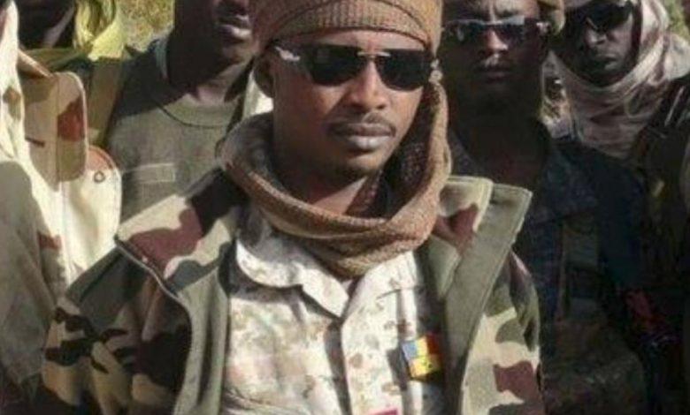 Mahamat Idriss Deby