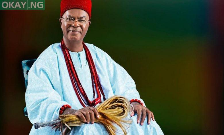 Igwe Nnaemeka Alfred Achebe, Obi of Onitsha