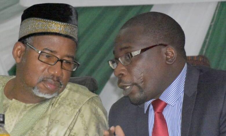 Bala Mohammed and Aminu Hassan Gamawa