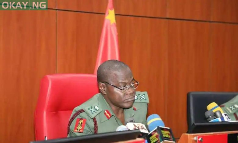 Chief of Army Staff, Faruk Yahaya