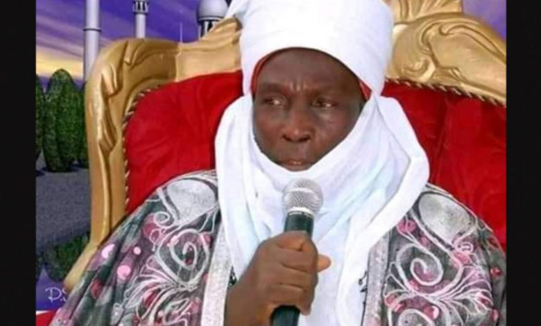 Emir of Kajuru, Alhassan Adamu