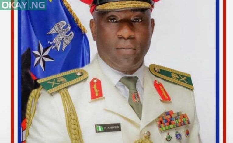 Major General Hassan Ahmed
