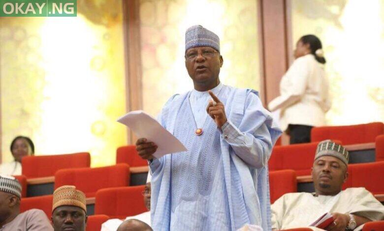 Senator Ibrahim Abdullahi Danbaba