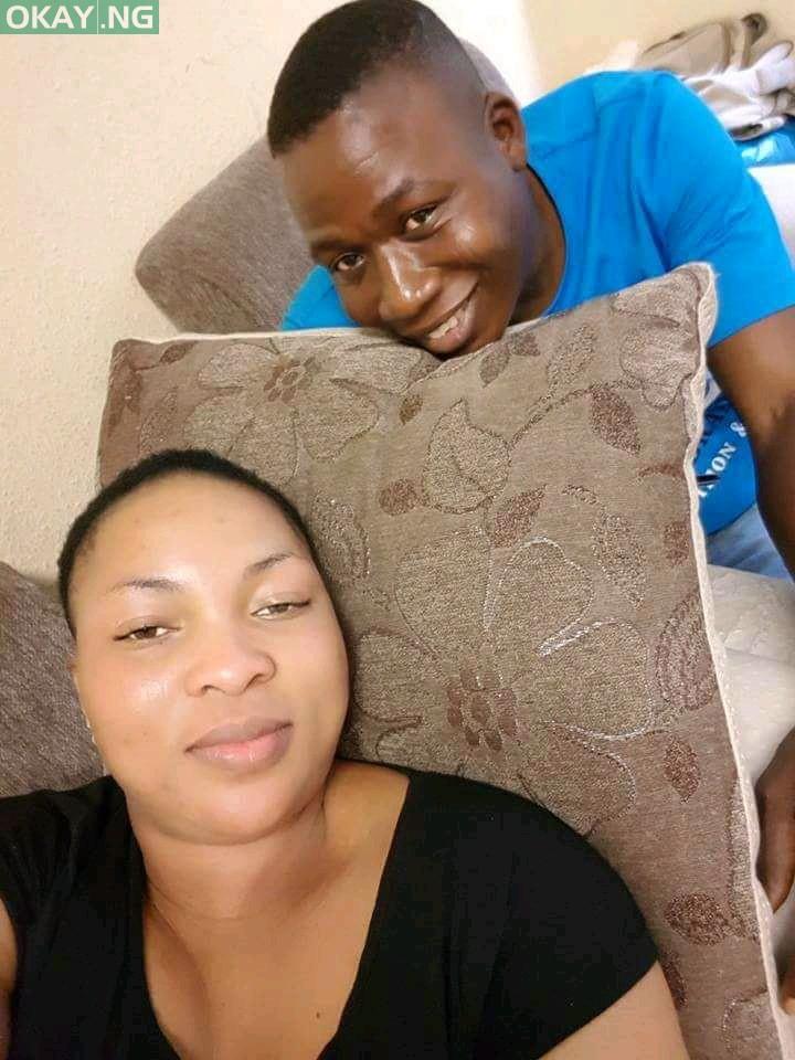 Sunday Igboho and wife