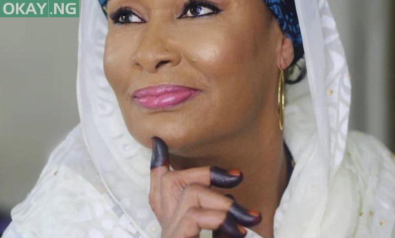 Zainab Musa Booth