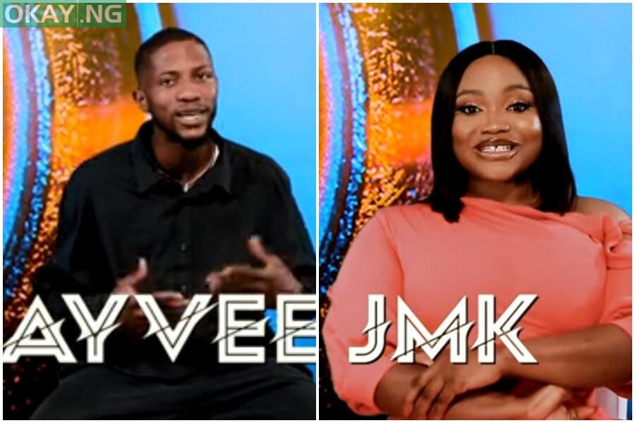 Jayvee and JMK