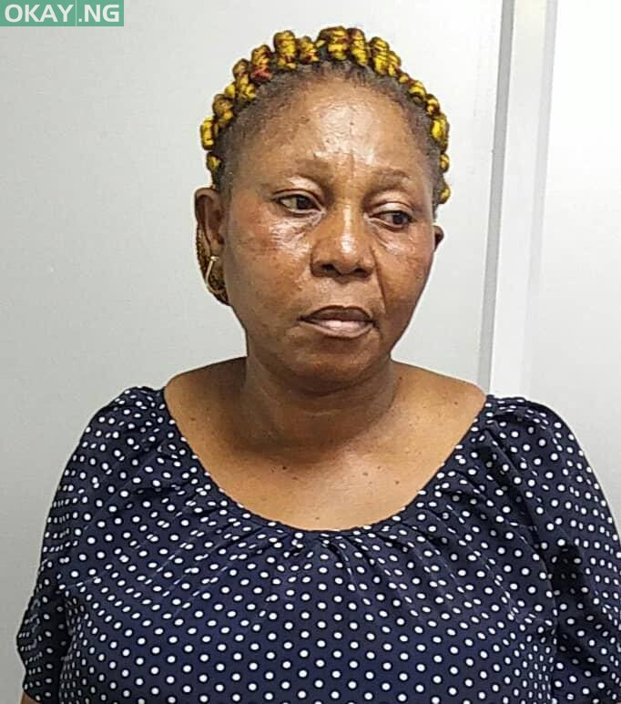 Nnadi Nora Chinyere arrested by NDLEA