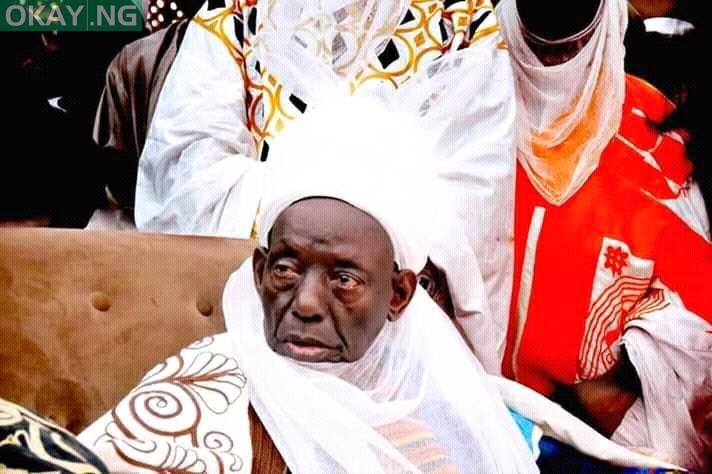 Emir of Gaya in Kano, Alhaji Ibrahim Abdulkadir