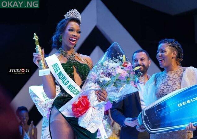 Miss Abuja Oluchi Madubuike wins MBGN 2021