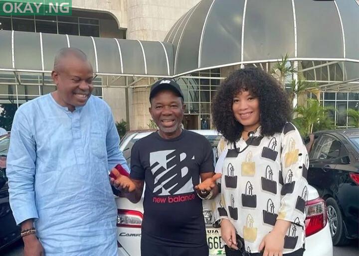 Chiwetalu Agu released from DSS custody