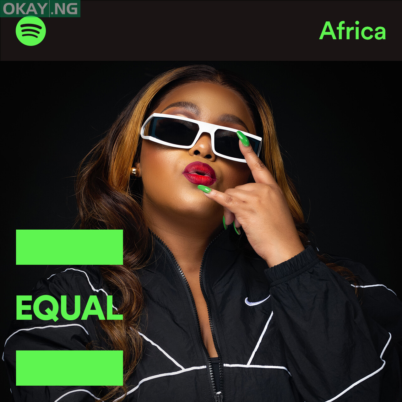 DBN Gogo joins joins Spotify's Global EQUAL Music Programme