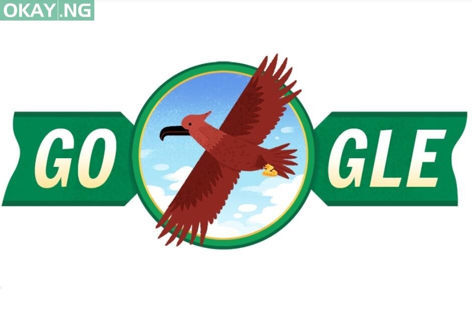Google Doodle (Nigeria at 61)